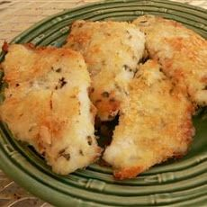 Crispy Orange Roughy Recipe