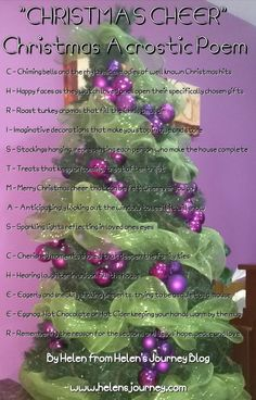 """CHRISTMAS CHEER"" A Christmas Acrostic Poem encapsulating the beauty of the Christmas Season and all its traditions. Christmas Poems, Christmas Traditions, Merry Christmas, Wallpaper Iphone Cute, Life Lessons, Cheer, The Creator, Encouragement, Positivity"