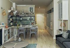 Zdjęcie numer 1 w galerii - Przytulne małe mieszkanie