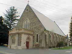 St Peter's Anglican Church, Glenelg - WeddingSA.com.au