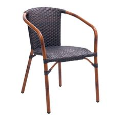 Found it at Wayfair - Cafe Stacking Dining Arm Chair