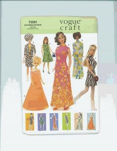 Free Pattern - barbiepatt08 - EVIE D - Picasa Web Albums
