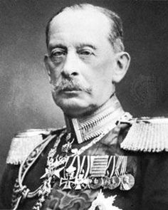 Alfred Schlieffen. Militar alemán de la Primera Guerra Mundial.
