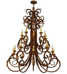 Ave Lighting 20 Light Serratina Chandelier - Autumn Leaf, As Shown Tiffany Chandelier, Sputnik Chandelier, Rustic Chandelier, Chandelier Lighting, Chandeliers, Ceiling Fixtures, Light Fixtures, Ceiling Lights, Rectangle Chandelier