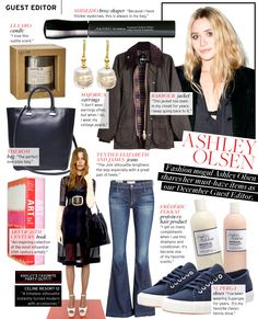 :: WhoWhatWear guest editor Ashley Olsen.