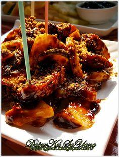 DapurKu SaYang: Rojak Buah dan Sos Kuah Rojak/Rojak Petis (Homemade)