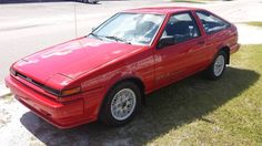 58k-Mile 1986 Toyota Corolla GTS AE86