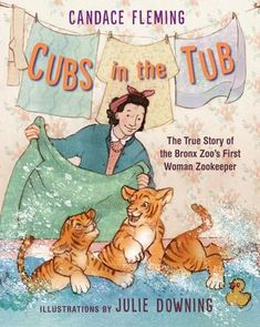 The-story-of-Helen-Martinis-care-for-lion-and-tiger-cubs-and-her-emergence-as-the-Bronx-Zoos-first-woman-zookeeper Baby Cats, Baby Animals, Fiction Books To Read, Bronx Zoo, Giant Cat, Human Babies, Penguin Random House, Historical Fiction, Nonfiction Books