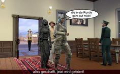 Sims 4 Welt Story - Nur nicht aufgeben in Strangerville Sims 4 Stories, 4 Story, Giving Up, World