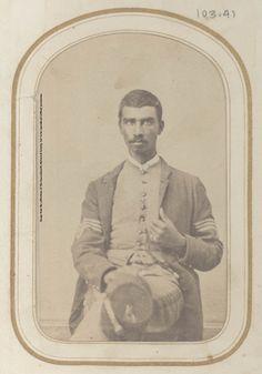 MHS Collections Online: Sergeant Joseph A. Palmer