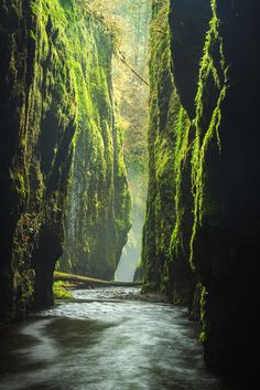 Green Canyon, Pangandaran West Java Indonesia