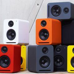 NS2 Air Speakers by NOCS
