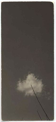 It's love's illusion I recall - I really don't know clouds at all (photo by Masao Yamamoto)