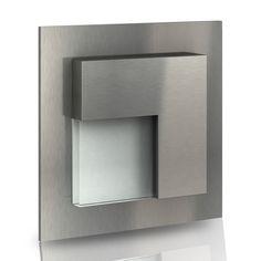 LED Wandeinbauleuchte Stufenleuchten 230V Edelstahl 1W BEL-60 für 60er UP-Dosen in Heimwerker, Lampen & Licht, Einbauleuchten | eBay!