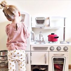 Play kitchen fashion cute girl home kids play kitchen toys