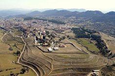 Heritage of Mercury Almadén and Idrija. Minas de Mercurio de Almadén (Ciudad Real) e Idrija (Eslovenia). Candidatura conjunta