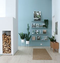 Beckers - PerPR Paint Colors, Gallery Wall, Interior, Painting, Instagram, Home Decor, Tripod, Paint Colours, Decoration Home
