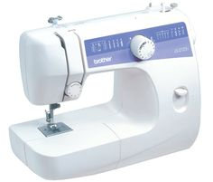 3. Brother LS2125i Easy-to-Use, Everyday Sewing Machine with 10 stitches including Blind Hem and Zigzag, and 4-Step Auto Buttonhole