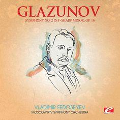 Un álbum de Moscow RTV Symphony Orchestra en Napster