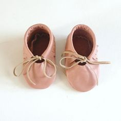 Handmade Leather Moccasins In Dusty Rose   Blueberries For Call on Etsy