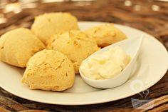 pão de milho de liquidificador - Naminhapanela.com Blog de Culinária