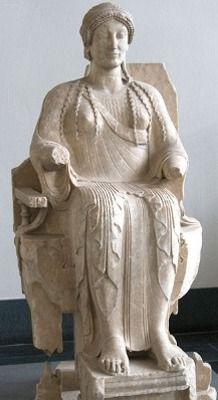 Persefone, Museum Pergamon di Berlino