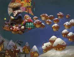 Art by Victor Nizovtsev. Imaginative Fantasy