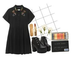 """""""by Boogzel Apparel"""" by boogzelapparel ❤ liked on Polyvore featuring Bobbi Brown Cosmetics"""