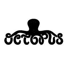 Octopus Books #animallogo