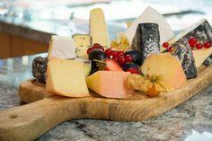 Tabua de queijos ... Kaasplank