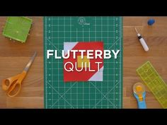 flutterby quilt snips link post | Missouri Star Quilt Company - YouTube | Bloglovin'