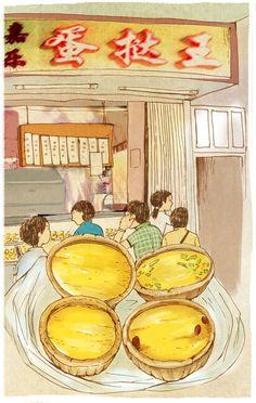 guangzhou snack