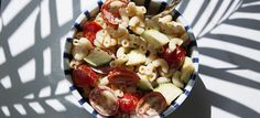 Summer Macaroni Salad | Follow Your Heart