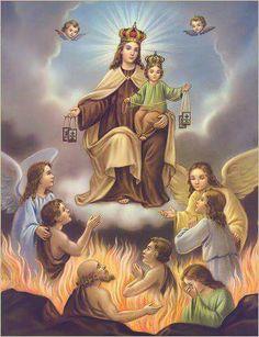 Holy Souls in Purgatory!