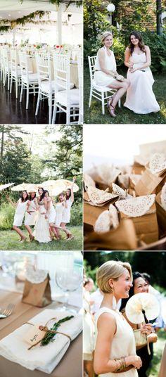 Fiddler Lake Resort Wedding from MJ Photography | The Wedding Story