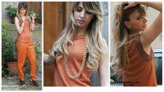 Totallook#Donna@sisleysansepolcro#T-shirt 29,95€ / Pantalone in cotone 49,95€ / Sandalo in Suedeleather 69,95€