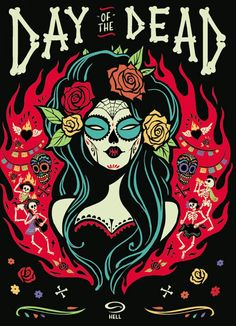 Day of the Dead Celebration.  . .