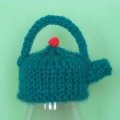 The Big Knit Challenge for Innocent Smoothies Hat Patterns, Knitting Patterns Free, Free Knitting, Knitting Toys, Free Pattern, Knit Or Crochet, Cute Crochet, Crochet Toys, Yarn Projects