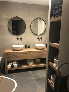 Seek this essential illustration and take a look at the offered relevant information on Beautiful Bathroom Decor Laundry In Bathroom, Bathroom Wall Decor, Bathroom Interior Design, Modern Bathroom, Small Bathroom, Rental Bathroom, Bad Inspiration, Bathroom Inspiration, Home Remodeling