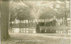 Marathon Park, Wausau, original wading pool