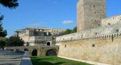 Bari, castello normanno -  svevo