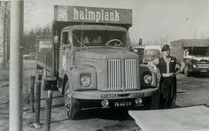 Scania halmplank Someren chauffeur A Janssen
