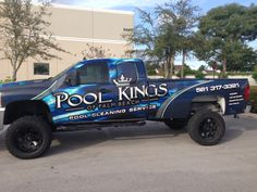The Machine! Pool Kings, Pool Cleaning, Palm Beach, Monster Trucks, Pool Cleaning Service