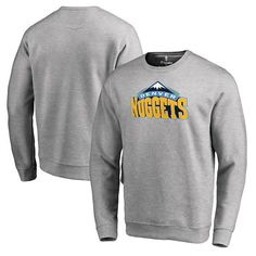 Denver Nuggets Team Essential Sweatshirt - Heather Gray - $49.99