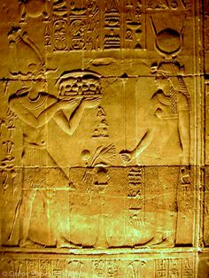 Templos de File. Isla Agilkia. Asuán. Egipto.