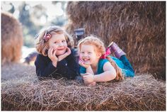 sisters, fall family portraits, family photography, Gainesville, North Central Florida | Fall Mini Sessions, Coon Hollo Farms, Micanopy, FL | KimberlyHartmann Photography | www.kimberlyhartmannphoto.com