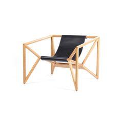 Armchairs-Lounge chairs-Seating-M3 Loungechair-Neue Wiener Werkstätte