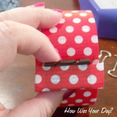 How To Design A 3 Ring Binder With Duct Tape HOW TO DIY