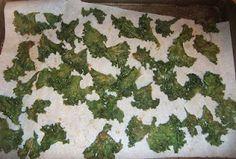 Kale Chips Recipe