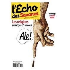 L'Echo des Savanes Officiel - 3 febbraio
